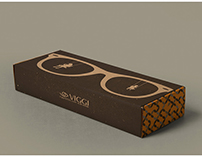 Ottica Viggi - illustration + packaging