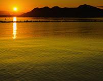 Sunrise at Puerto Pollensa