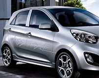 Kia Picanto - 7 years warranty