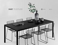 [3D modeling] HAY_T12