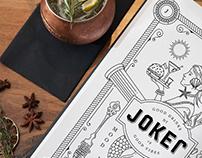 Joker No.19 Brand Identity