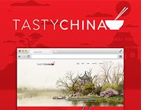 TASTY CHINA | Chinese Restaurant web template