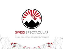 SWISS SPECTACULAR - A CISCO INDIA PROGRAM