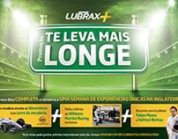 Promoção Lubrax +