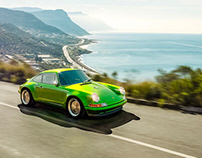 Porsche 911 by Singer SGI