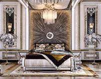 Versace bedroom
