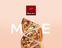 Pizza Hut Menu Redesign