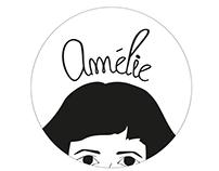 Amélie Tribute Illustrations