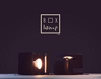 BOX lamp v.02