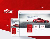 nSure Insurance Provider
