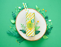 Sparkling Lemonade | Stop motion animation