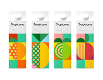 Tropicana Package Concept