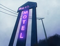 "Book Trailer ""Voyeur Motel"""