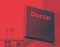 DURAN / Visual Identity