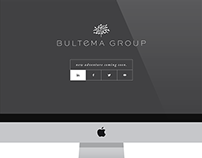 Bultema Group | Logo & Splash Page