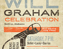 Will Graham Celebration Branding Explorations
