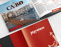 Marvelous travel magazine