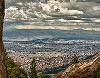 The Best HDR Bogotá City