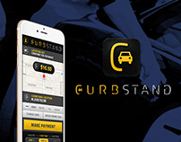 Curbstand - Mobile Valet Payments iOS MVP Application