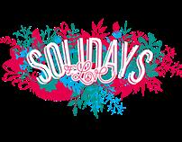 Solidays - T-shirt 2016
