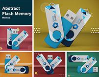 Abstract Flash Memory Mockup