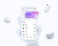 BeCASH — Innovation Crypto & Banking Wallet App