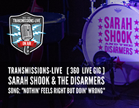 360° Live Gig - Sarah Shook & The Disarmers