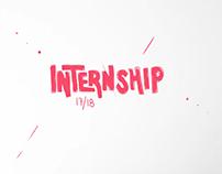 Internship Application Video