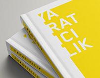 """YARATICILIK"" Book Design"