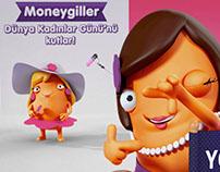 money club Moneygiller campaign