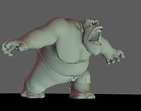 troll animation