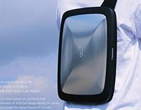 Audi Backpack for Nomad