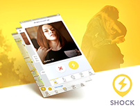 Shock - iOS & Android dating app