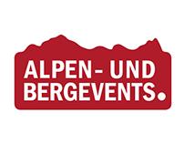 Unternehmensauftritt Alpen- und Bergevents GmbH