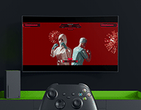 Fight Covid - Game Concept (UX/UI Design)