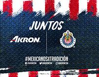 Campaña Juntos Akron/Chivas