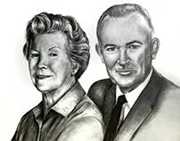 Portrait in Graphite