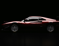 Ferrari GTO 1984