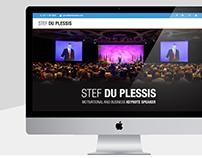 Stef du Plessis Website