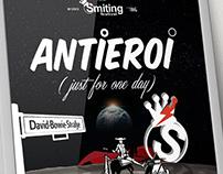 """""""ANTIEROI"""" 7^ edizione Smiting Festival"""