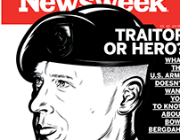 BoweBergdahl: Traitor or Hero? (Newsweek EU; Feb.,2016)