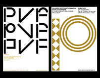 Palazzo Vertemate Franchi — Visual Identity