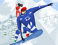 Infront Sports Christmas Campaign