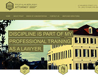 Attorney Firm - UI Design Inspiration