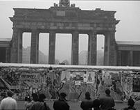 BERLIN WALL - November 1989