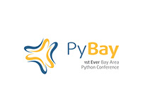 PyBay Conference Logo & Collateral