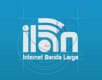 Logo - Identidade Visual ILAN INTERNET