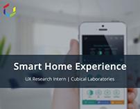 Smart Home Technology | Cubical Laboratories