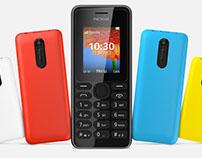Nokia 108 Burmese Radio Ad