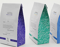 Cafe Vienna Coffee Packaging
